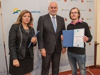 Václav Stoupal oceněn