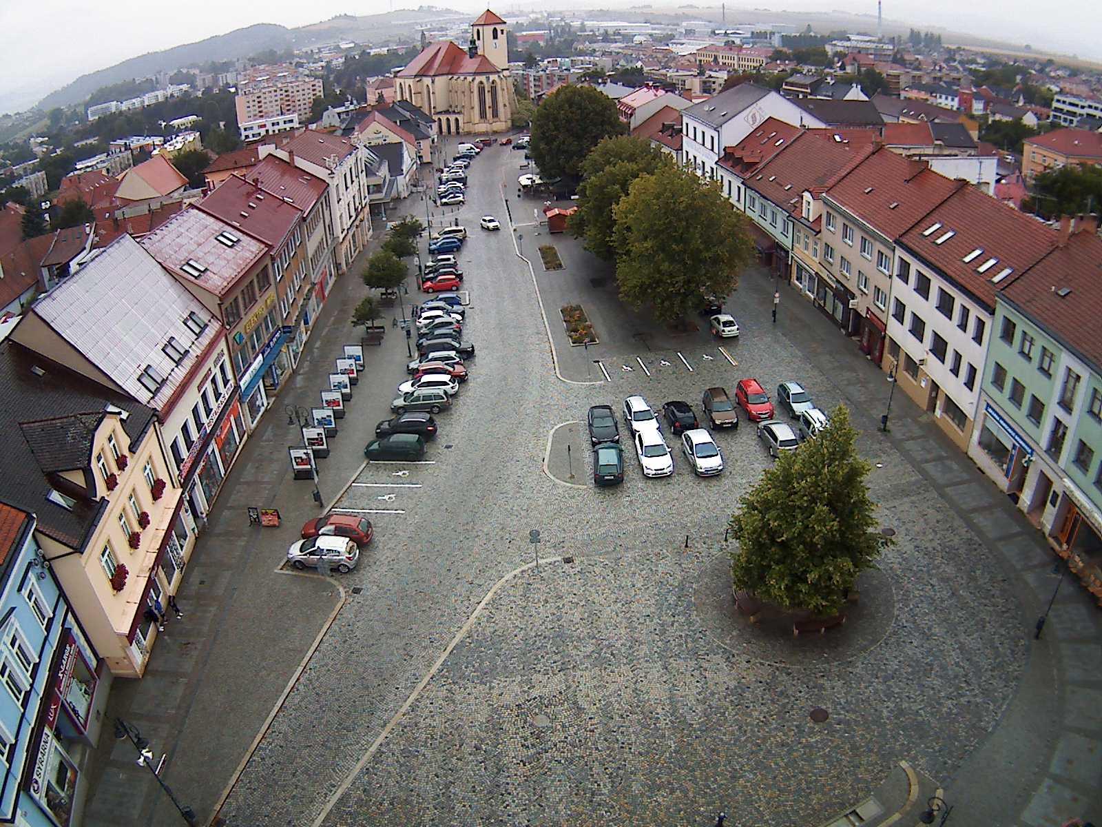 Boskovice náměstí