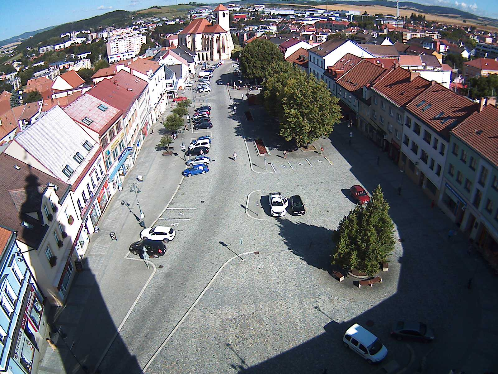 Webcam - Boskovice